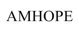 AMHOPE trademark