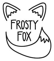 FROSTY FOX trademark