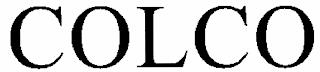 COLCO trademark