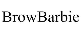BROWBARBIE trademark