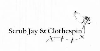 SCRUB JAY & CLOTHESPIN trademark