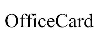 OFFICECARD trademark
