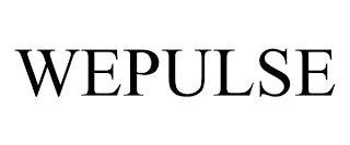 WEPULSE trademark