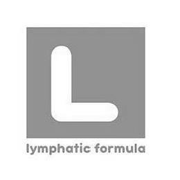 L LYMPHATIC FORMULA trademark