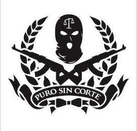 PURO SIN CORTE trademark