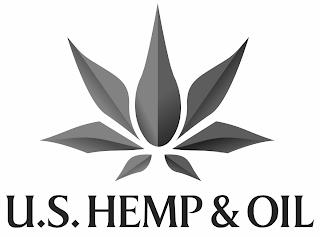 U.S. HEMP & OIL trademark