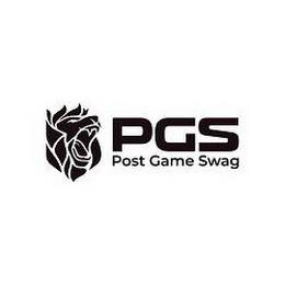 PGS POST GAME SWAG trademark
