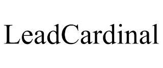 LEADCARDINAL trademark