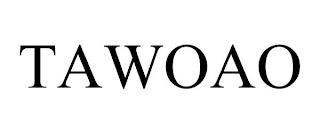 TAWOAO trademark