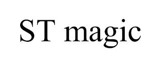 ST MAGIC trademark