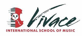 VIVACE INTERNATIONAL SCHOOL OF MUSIC V trademark