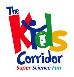 THE KIDS CORRIDOR SUPER SCIENCE FUN trademark