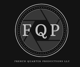 FQP FRENCH QUARTER PRODUCTIONS LLC trademark