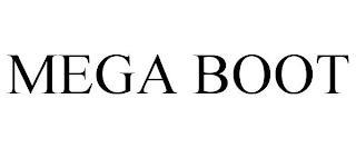 MEGA BOOT trademark