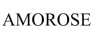 AMOROSE trademark