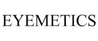 EYEMETICS trademark