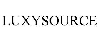 LUXYSOURCE trademark
