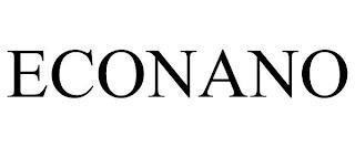 ECONANO trademark