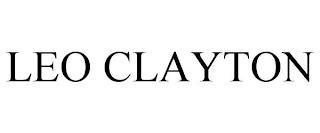LEO CLAYTON trademark