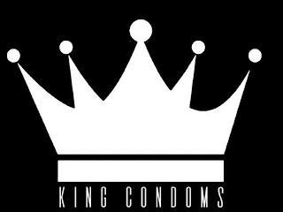 KING CONDOMS trademark