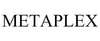 METAPLEX trademark