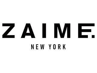 ZAIME. NEW YORK trademark