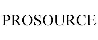 PROSOURCE trademark
