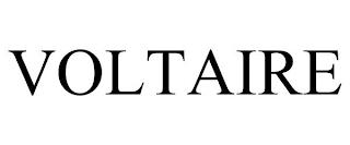 VOLTAIRE trademark