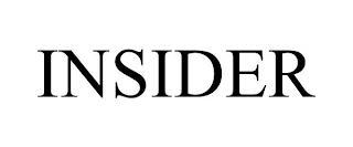 INSIDER trademark