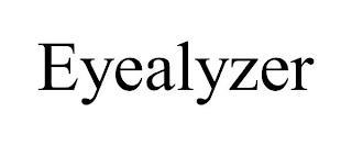 EYEALYZER trademark