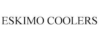 ESKIMO COOLERS trademark