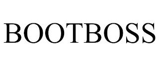 BOOTBOSS trademark