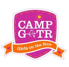 CAMP GOTR GIRLS ON THE RUN trademark