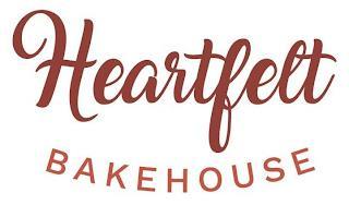 HEARTFELT BAKEHOUSE trademark