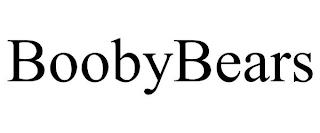 BOOBYBEARS trademark