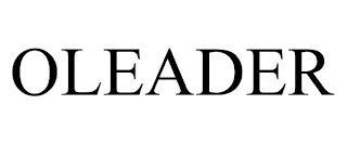 OLEADER trademark