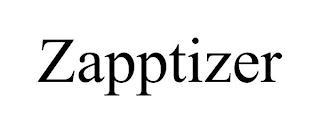 ZAPPTIZER trademark