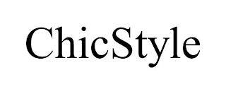 CHICSTYLE trademark