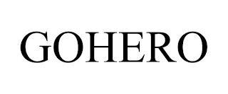 GOHERO trademark