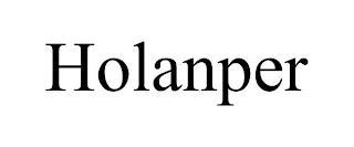 HOLANPER trademark