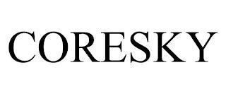 CORESKY trademark
