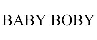 BABY BOBY trademark