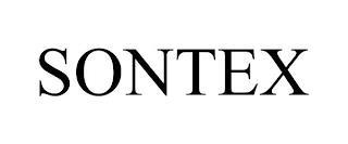 SONTEX trademark