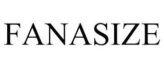FANASIZE trademark