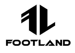 FL FOOTLAND trademark