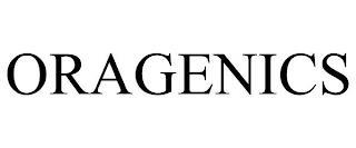 ORAGENICS trademark