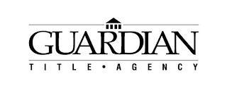 GUARDIAN TITLE AGENCY trademark