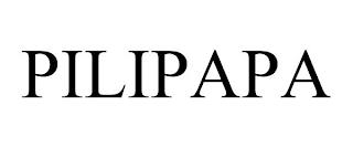 PILIPAPA trademark
