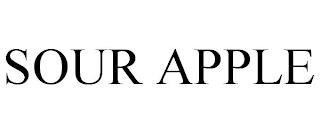 SOUR APPLE trademark