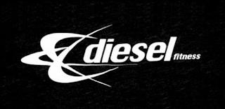 DIESEL FITNESS trademark